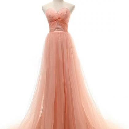 2016 Cheap A line Sweetheart Tulle ..