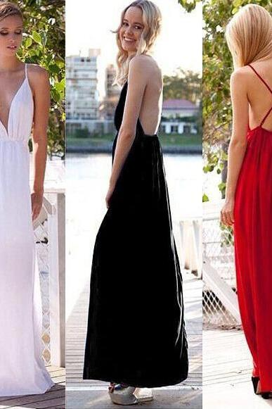 Long Prom Dress,v neck Prom Dress, Chiffon Prom Dresses,Simple Prom Dress, Cheap Prom Dresses,Sexy Prom Dress, Formal Dress, Sexy Evening Dress, Homecoming Dresses, Graduation Dress, Party Dress