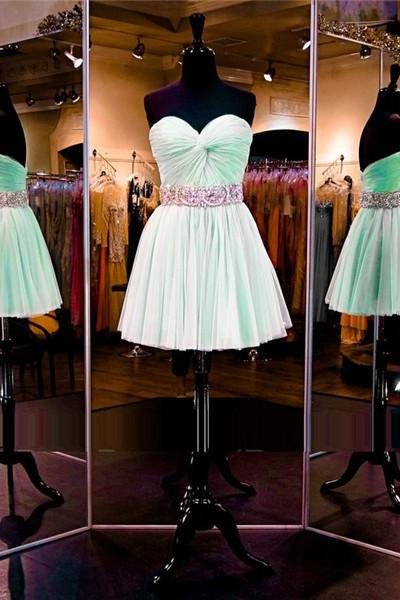Mint Green Prom Dress,Short Prom Dress,Junior Prom Dress,Cheap Prom Dress,Sweetheart Prom Dress,Simple Prom Dress, Sexy Prom Dress, Mint Green Homecoming Dress, 8th Grade Prom Dress,Holiday Dress,Mint Green Evening Dress, Short Evening Dress,Formal Dress, Short Homecoming Dresses, Graduation Dress, Cocktail Dress, Party Dress