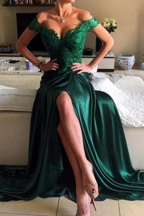 Prom Dress Dark Green,Mermaid Prom Dress,Prom Dress Off the Shoulder,Prom Gown,Celibrity Dress,Lace Prom Dress,Homecoming Dress, 8th Grade Prom Dress,Holiday Dress,Evening Dresses,Mermaid Evening Dress,Dark Green Evening Dress,Formal Dress,Mermaid Homecoming Dresses, Graduation Dress, Cocktail Dress, Party Dress