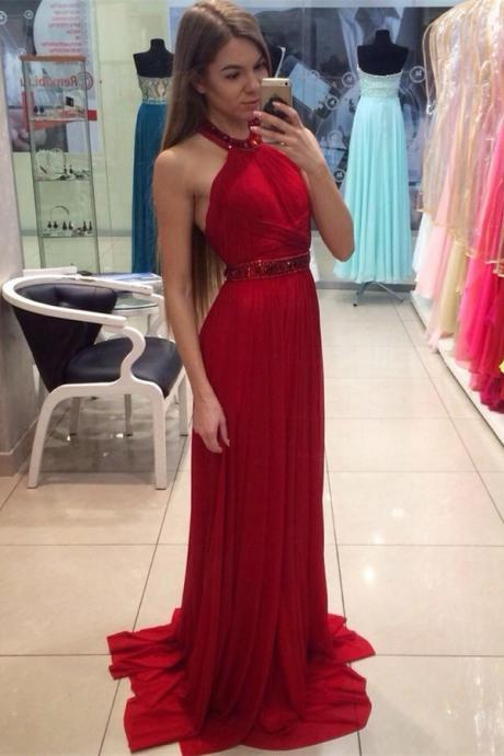 Prom Dress Red,Long Prom Dress,Prom Dress Halter,Prom Gown,Celibrity Dress,Cheap Prom Dress,Homecoming Dress, 8th Grade Prom Dress,Holiday Dress,Evening Dresses,Evening Dress Long,Red Evening Dress,Formal Dress,Homecoming Dresses Red, Graduation Dress, Cocktail Dress, Party Dress