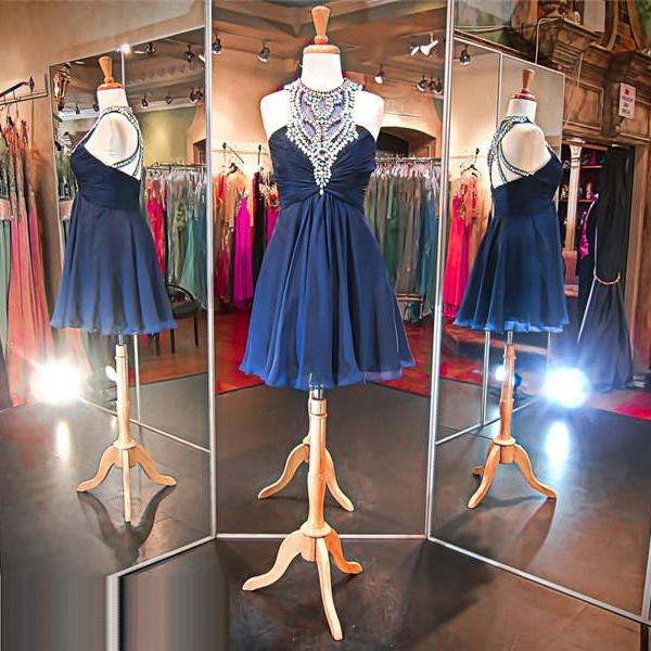Dark Navy Blue Prom Dress,Short Prom Dress,Junior Prom Dress,Cheap Prom Dress,Prom Dress 2016,Simple Prom Dress, Prom Dress Short, Cheap Homecoming Dress, 8th Grade Prom Dress,Holiday Dress,Evening Dress Dark Navy, Short Evening Dress,Formal Dress,Navy Blue Homecoming Dresses, Graduation Dress, Cocktail Dress, Party Dress